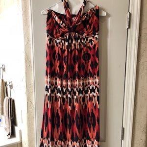 Soma Full Length Maxi Dress M